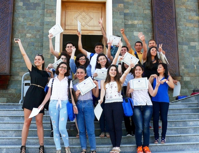 Young European Ambassadors (YEA) – working for a better future