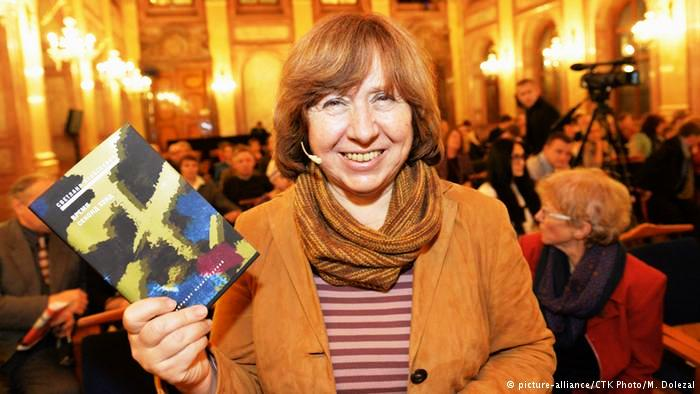 "Svetlana Alexievich: ""Reality has always attracted me like a magnet"""