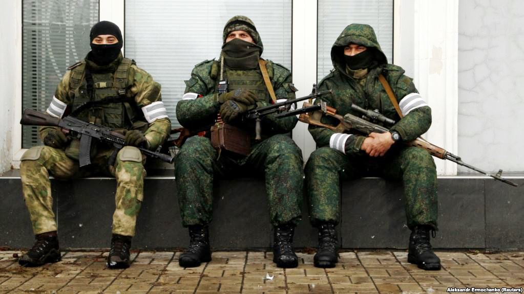 What in The World Is Going On in The Russia-Backed Separatist Luhansk 'Republic'?