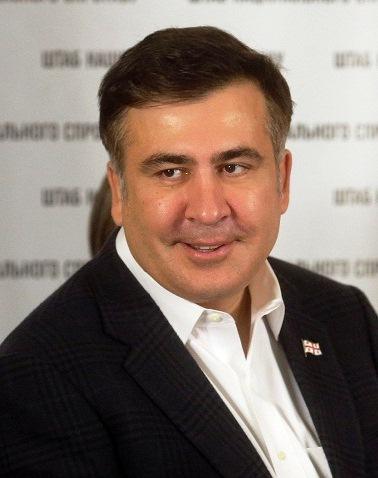 Saakashvili warns of Odesa region's importance to Ukraine