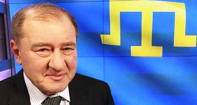 EU calls on Russia to release Crimean Mejlis member Umerov