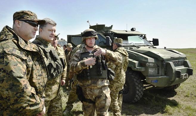 U.S. earmarks USD 300 mln in defense spending for Ukraine