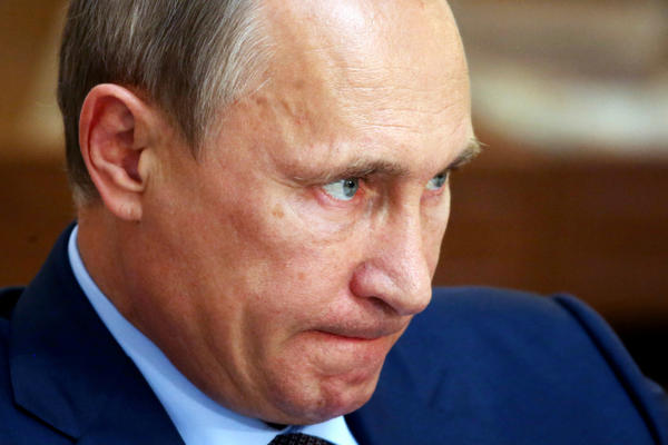 Putin looks backward longingly at imperial and Soviet Russia