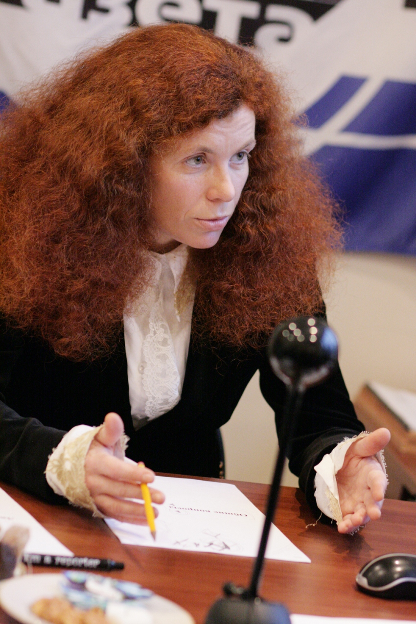 In Armenia, Moscow Seeks Phantom Victory over Phantom Maidan, Latynina Says