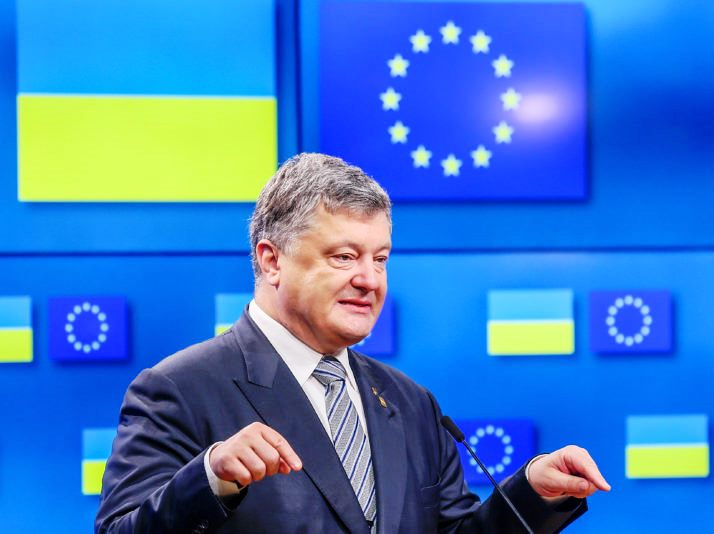 EU and Ukraine hail closer ties, extension of Russia sanctions
