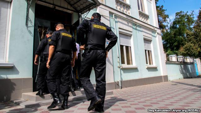 Targeting the Crimean Tatar Mejlis as pro-Russian euphoria fades in Crimea