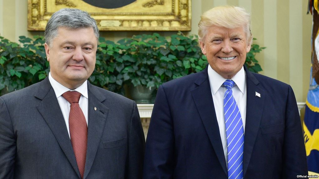 Poroshenko Says BBC Report On Secret Payment To Trump Lawyer 'Blatant Lie'