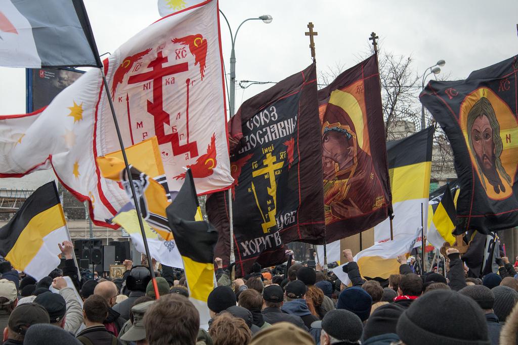 Russia Russian Nationalist 116