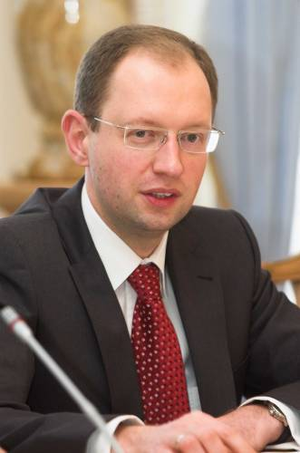 Yatseniuk demands Yefremov name fascist organizations in Ukraine