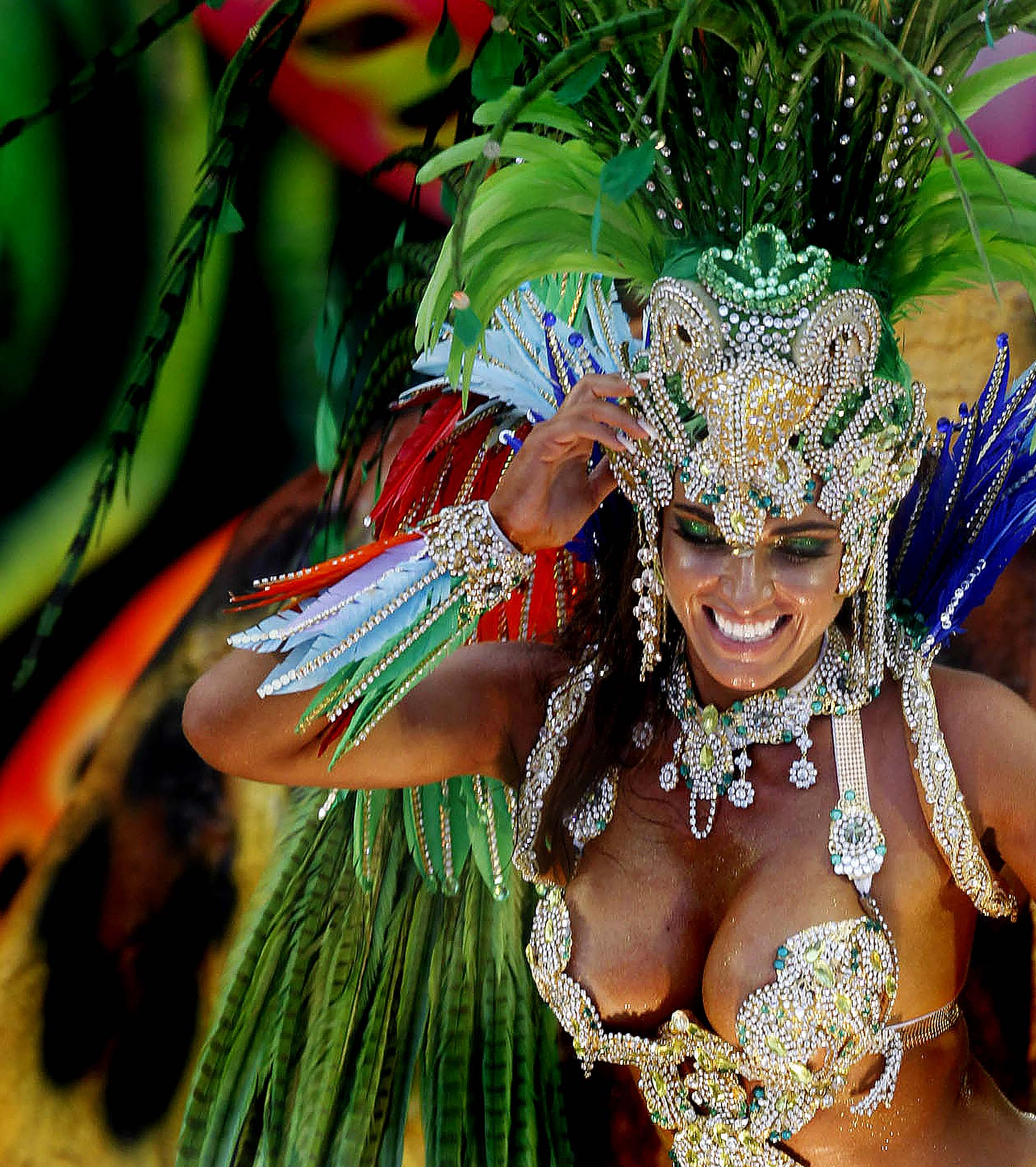 Brazilian Carnival Next
