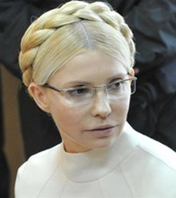 Tymoshenko's behavior angers prison service