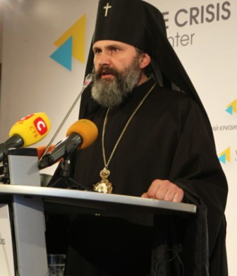 "Archbishop Klyment: ""Ukrainians in Crimea are in danger"""