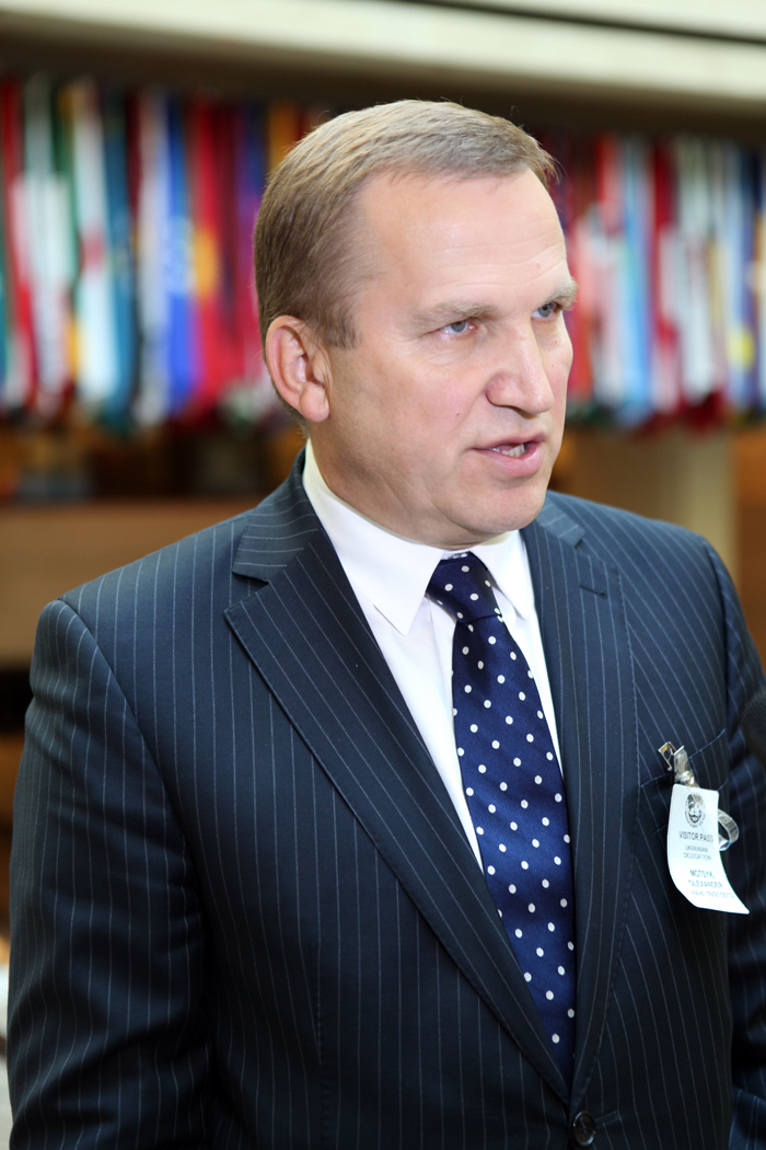 Amb. Olexandr Motsyk's letter to the U.S. Congress