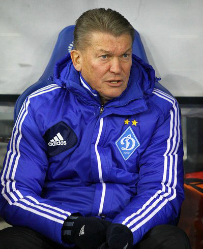 Blokhin says Dynamo&#039;s game against Tavriya a disgrace