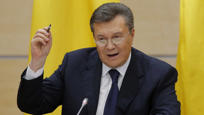 Fox News raises issue of possible Yanukovych heart attack