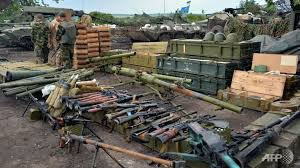 Guns of Autumn-- or an uneasy truce in Ukraine?