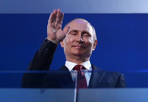 Putin demands federalization for Ukraine, but declares it off-limits for Siberia