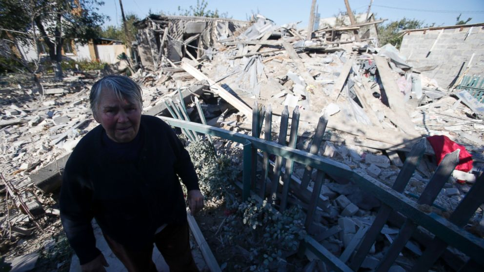 12 killed in worst East Ukraine shelling in a week