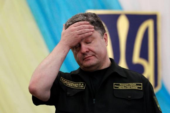 Tough time to sell Ukraine president's 'mouthwatering' candy empire