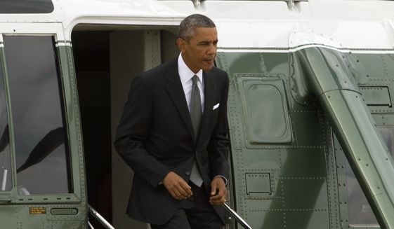 Obama seeks to reassure jittery NATO members after Russia's invasion of Ukraine