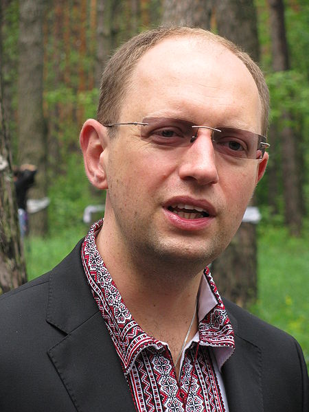 Yatseniuk: It's hard to attract investors when Russian tanks are in your country