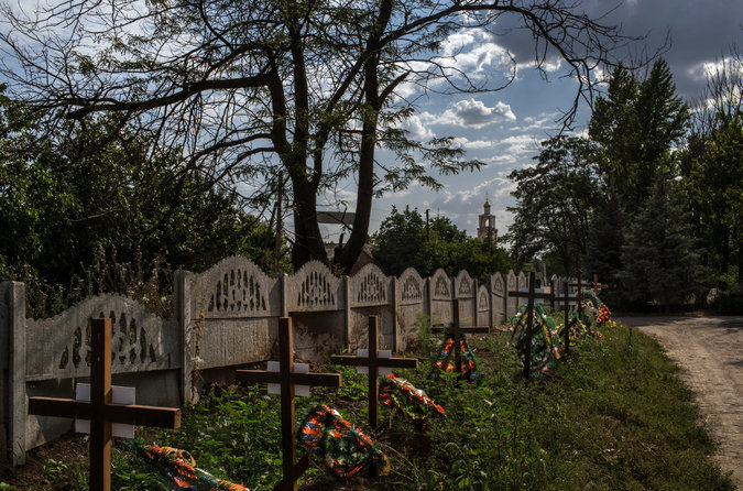 Evidence grows of russian orthodox clergy s aiding ukraine rebels
