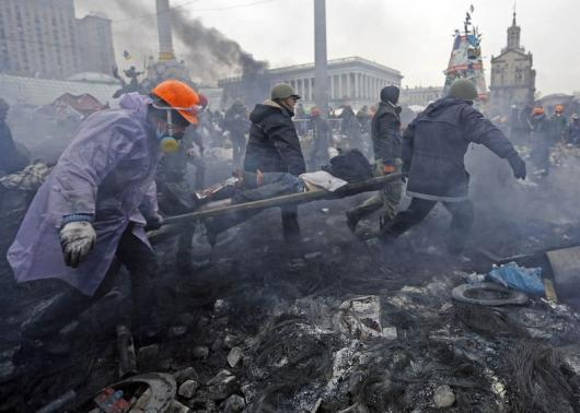 Special Report - Why Ukraine's revolution remains unfinished