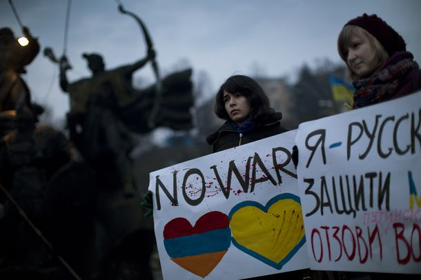 Russian nerves are fraying about Ukraine