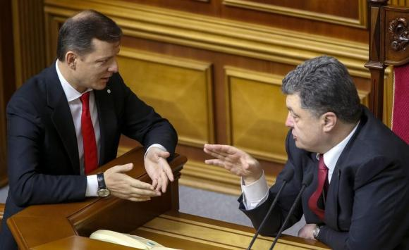 Ukraine's 'pitchfork' populist could be wild card in new line-up