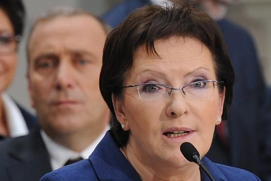 Poland's new premier signals shift in Ukraine policy