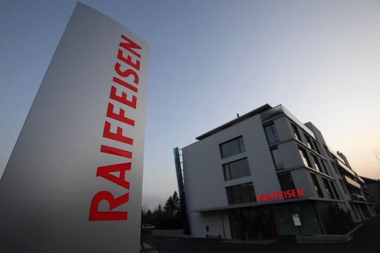 Raffeisen driven to loss by Ukraine