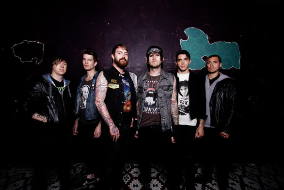 Alesana Cancel Tour Dates in Finland, Russia and the Ukraine