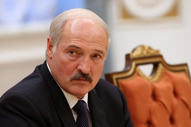 Ukraine's Turmoil is helping Belarus strongman Lukashenko