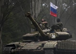 U.S., Ukraine say Russians increase shipments of heavy war equipment to separatists